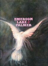 EMERSON LAKE & PALMER same PINK ISLAND GERMANY EX++ 1ST