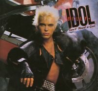 "BILLY IDOL don't need a gun uk IDOL 9 7"" PS EX/EX"