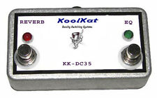 KoolKat's 2 Button Footswitch for Mesa Boogie DC3 (new)
