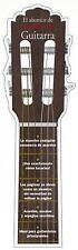 El Abanico De Acordes De Guitarra - Spanish Edition Book NEW 014000893