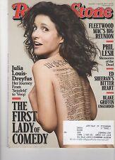 Rolling Stone - Issue 1207 - Apr 24, 2014 - Julia Louis-Dreyfus Cover - Seinfeld