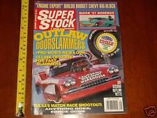 SUPER STOCK SEPTEMBER 1993 DRAG ILLUSTRATED RARE MAG