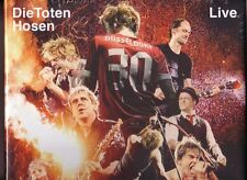 """DIE TOTEN HOSEN """"Live - Krach der Republik -Das Tourfinale"""" Limited Earbook"""