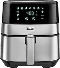 Bella - Pro Series 5.3 qt. Digital Air Fryer - Stainless Steel