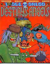 Judge Dredd Destiny's Angels     First Edition 1990     Titan Books