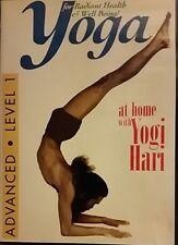 Yoga at Home with Yogi Hari - Advanced Level: Vol. 1 (DVD, 2002)