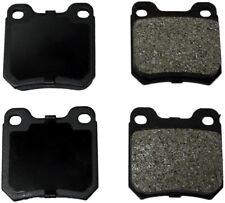 Disc Brake Pad Set-ProSolution Semi-Metallic Brake Pads Rear Monroe FX709