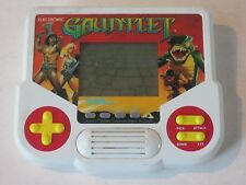 "Vintage 1988 Tiger Electronic ""Gauntlet"" Handheld LCD Video Game System"