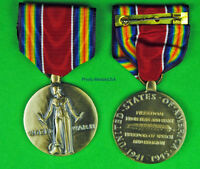 U.S. WWII Victory Medal - Full size made in USA - World War Two - WW2 - WWIIVM