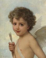 Munier Emile Love Canvas 16 x 20   #2685