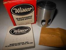 NOS Wiseco Piston Kit .50 1976 1977 1978 1979 1980 Yamaha YZ80 238P2