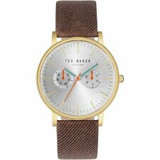 Ted Baker Gents Brit Watch - TE10031497 NEW