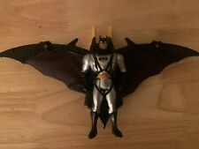 Batman the Animated Series Deluxe Mech-Wing Batman Action Figure Kenner Complete