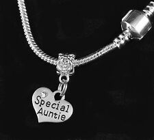 Auntie necklace Special auntie jewelry best Aunt present My favorite Aunt gift