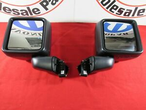 JEEP WRANGLER JL GLADIATOR JT Trailer Towing Mirrors NEW OEM MOPAR