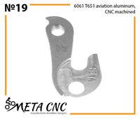 META CNC Derailleur hanger № 79 analogue PILO D285
