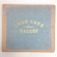 Tchaikovsky SWAN LAKE BALLET OL-3-102 (3 LP) RARE Cloth Box Set MERCURY Olympian