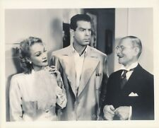 MARLENE DIETRICH FRED MACMURRAY Vintage 1941 THE LADY IS WILLING Lippman Photo
