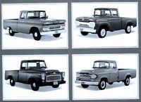 1960 Chevrolet Pickup Vs Dodge Ford & IHC Dealer Promo - Film MP-4 CD Format