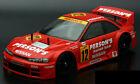 ABC Hobby Nissan Silvia GT S14 1:10 Clear Body Shell 66015