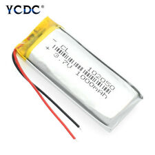 102050 3.7V 1000mAh Lipo Battery Replacement For MP3 MP4 GPS PSP BT Headset F45