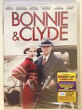 Bonnie and Clyde (DVD, 2014, 2-Disc Set) (NEW/SEALED) Emile Hirsch, Sarah Hyland