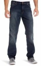 Wrangler Mid Rise Classic Fit, Straight 30L Jeans for Men