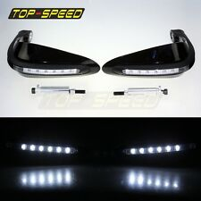 Motorbike LED Handguards Hand Guards Suitable For Kawasaki ER-6f ABS / ER-6N New
