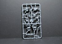 A Mantic Kings of War Dwarf Ironwatch sprue - plastic frame