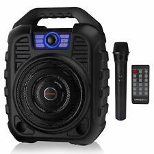 SALE EARISE T26 Portable PA System Bluetooth Speaker Audio Record + Wireless Mic
