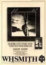 "27/3/82PGN23 ALBUM ADVERT 15X11"" ROBERT PALMER : MAYBE IT'S TIME"