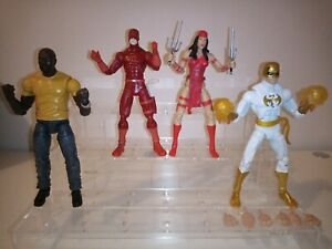 "U PICK! CLASSIC IRON FIST PUNISHER: Marvel Universe 3.75/"" figures LUKE CAGE"