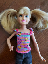 BARBIE STACIE DOLL ONLY - 'SISTERS FUN PRIZES!' - PIGTAILS - ADORABLE