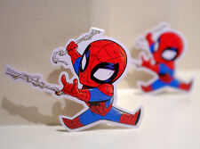"#4581 Spider-Man Avengers Infinity War Endgame Chibi Comics 3x4"" DECAL STICKER"