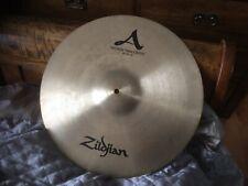 Zildjian A 18 Avedis medium crash cymbal excellent condition