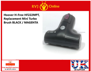 Hoover H-Free HF222MPT, Replacement Mini Turbo Brush BLACK / MAGENTA