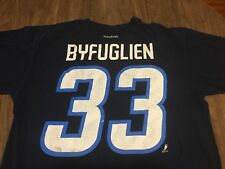 Winnipeg Jets Byfuglien 33 Large T Shirt NHL Hockey