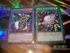 Paladin of White Dragon + White Dragon Ritual DPKB Yu-Gi-Oh!