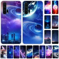 For Huawei Honor 20 Pro 20 10 9 8 Lite Slim Painted Soft Silicone TPU Case Cover