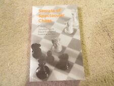Vintage Allan Troy Chess Book-Ed #3/new-Secrets of Spectacular Chess PROBLEMS!