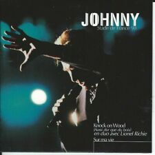 CD Johnny HALLYDAY - Knock on wood (N°254 - Neuf sans blister)