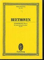 Beethoven : Symphony No.4 B-Dur Op. 60  ~ Studienpartitur