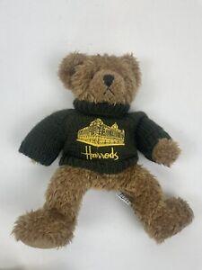 """Harrods Knighstbrige Bear 12"""" Plush Toy"""