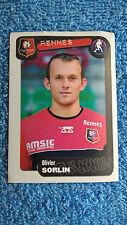 Panini Football Foot 2005 Rennes Stade Rennais 311 Olivier Sorlin