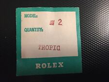 Genuine Rolex Plastic Crystal 25-2 Factory Sealed