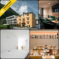 Kurzurlaub Schweiz 3 Tage 2 Personen Hotel Wochenende Hotelgutschein Aktivurlaub