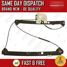 BMW X5 E53 2000-06 SUV ELECTRIC FRONT LEFT SIDE WINDOW REGULATOR OE 51338254911