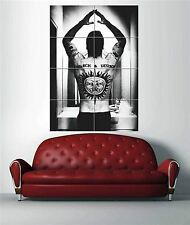 """Henry Rollins Cantante Musica Rock Gigante Poster Art Print 33 x 46 """"x064"""