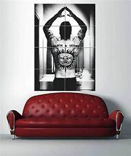 """Henry Rollins cantante de música rock impresión de arte poster gigante 33 X 46 """"X064"""