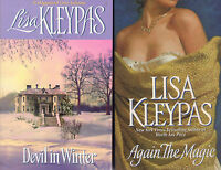 Complete Set Series - Lot of 6 Wallflowers books by Lisa Kleypas Summer Night